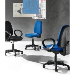 La Seggiola - Sedia ufficio ergonomica